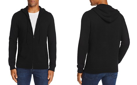 The Men's Store at Bloomingdale's Cashmere Full Zip Hoodie_2
