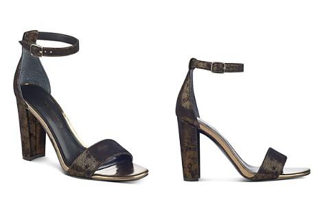 2f7abe1cb0a IVANKA TRUMP Women s Emalyn Ankle Strap Block Heel Sandals - Bloomingdale  s 2