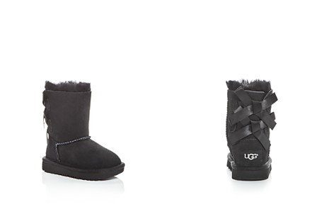 UGG® Girls' Bailey Bow II Shearling Boots - Walker, Toddler - Bloomingdale's_2