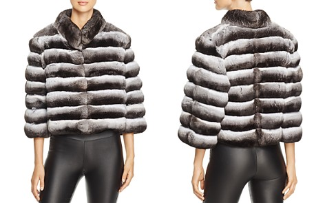 Maximilian Furs Rena Chinchilla Fur Jacket - 100% Exclusive - Bloomingdale's_2