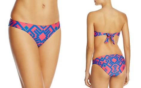 Red Carter Reversible Hipster Bikini Bottom - 100% Exclusive - Bloomingdale's_2