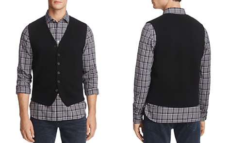 The Men's Store at Bloomingdale's Merino Wool Vest - 100% Exclusive _2