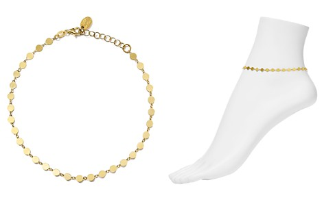 Argento Vivo Mirror Station Anklet - Bloomingdale's_2