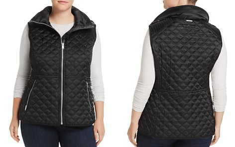 Marc New York Plus Caitlin Quilted Vest - Bloomingdale's_2