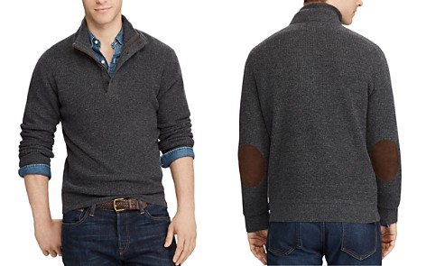 Polo Ralph Lauren Waffle-Knit Merino Sweater - Bloomingdale's_2