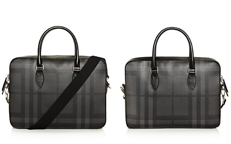 Burberry Smoke Check Hambleton Briefcase - Bloomingdale's_2