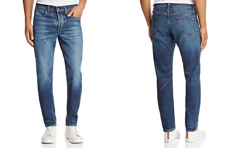 rag & bone Standard Issue Fit 2 Slim Fit Jeans in Medium Blue - Bloomingdale's_2