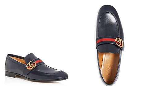 Gucci Men's Donnie Leather Loafers - Bloomingdale's_2