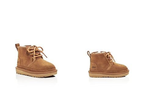 UGG® Boys' Neumel II Suede Lace Up Boots - Walker, Toddler - Bloomingdale's_2