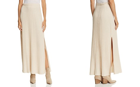 Elizabeth and James Joelle Ribbed-Knit Maxi Skirt - Bloomingdale's_2