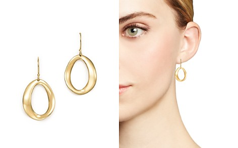 IPPOLITA 18K Yellow Gold Cherish Single Link Drop Earrings - Bloomingdale's_2