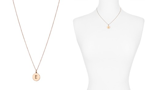 "kate spade new york One In a Million Initial Pendant Necklace, 18"" - Bloomingdale's_2"