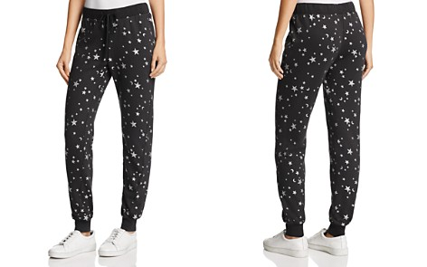 Joie Tendra B Sparkle Star-and-Moon Print Jogger Pants - Bloomingdale's_2
