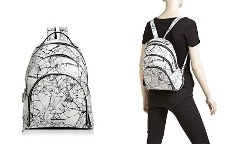 KENDALL and KYLIE Sloane Marble Print Backpack - Bloomingdale's_2