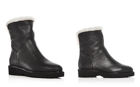 Aquatalia Women's Kimberly Shearling & Weatherproof Leather Boots - Bloomingdale's_2