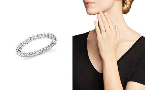 Bloomingdale's Diamond Eternity Band in 14K White Gold, 2.0 ct. t.w. - 100% Exclusive _2