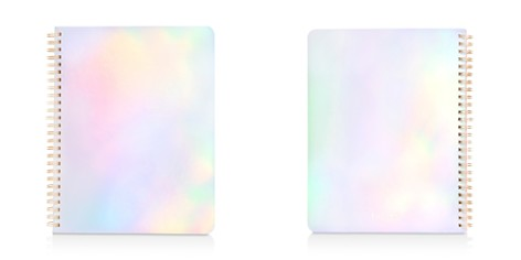 Ban.do Rough Draft Mini Notebook, Holographic - Bloomingdale's_2