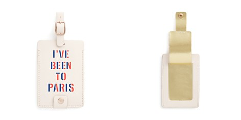ban.do I've Been to Paris Getaway Luggage Tag - Bloomingdale's_2