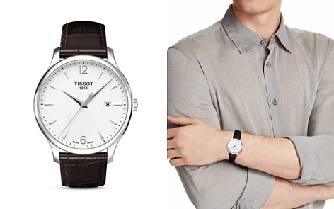 Tissot Tradition Watch, 42mm - Bloomingdale's_2