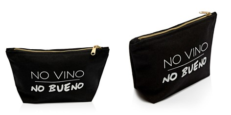 Los Angeles Trading Company No Vino No Bueno Pouch - Bloomingdale's_2