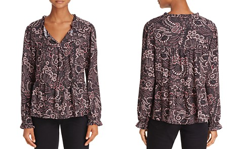 Beltaine Floral Print Blouse - 100% Exclusive - Bloomingdale's_2