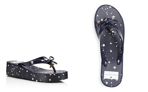 kate spade new york Women's Rhett Wedge Flip-Flops - Bloomingdale's_2