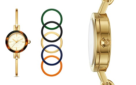 Tory Burch The Gigi Three-Hand Bangle Watch, 27mm - Bloomingdale's_2