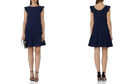 REISS Melanie Pin-Tuck Pleated-Skirt Dress - Bloomingdale's_2