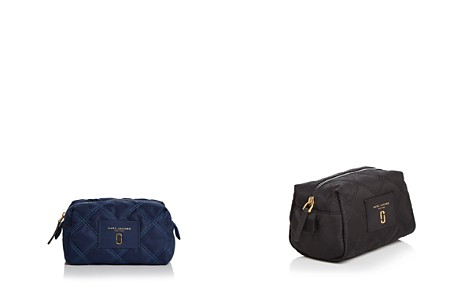 MARC JACOBS Knot Large Nylon Cosmetics Case - Bloomingdale's_2