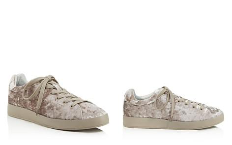 rag & bone Women's Crushed Velvet Soporte Sneakers - Bloomingdale's_2