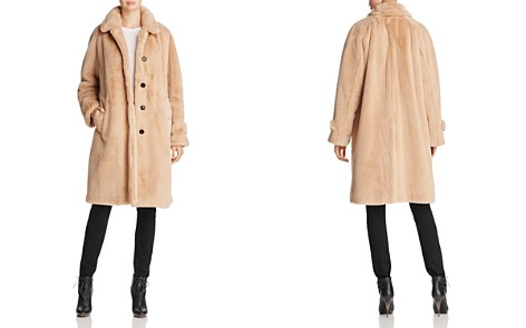 Burberry Faux-Fur Coat - Bloomingdale's_2
