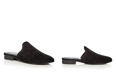 Eileen Fisher Women's Dion Suede Mules - Bloomingdale's_2