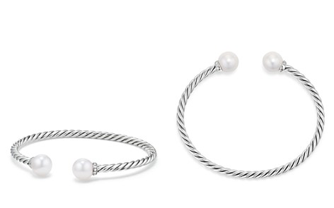 David Yurman Solari Bracelet with Diamonds & Cultured Freshwater Pearl - Bloomingdale's_2