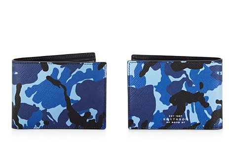Smythson Panama Leather Wallet - Bloomingdale's_2