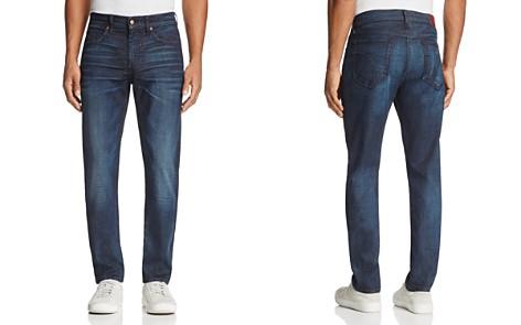 Joe's Jeans Larsen Folsom New Tapered Fit Jeans in Dark Blue - Bloomingdale's_2