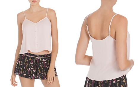 Midnight Bakery Cropped Camisole Top - Bloomingdale's_2