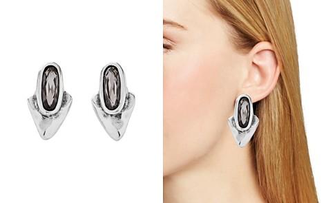 Uno de 50 Arrow Me Earrings - Bloomingdale's_2