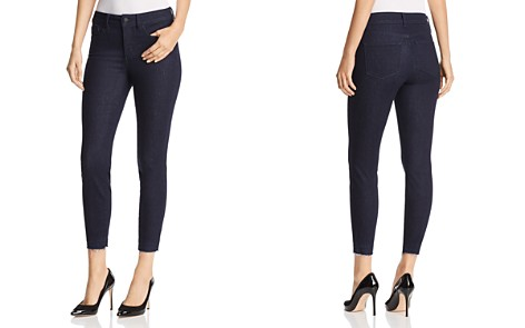 NYDJ Petites Ami Released Hem Skinny Ankle Jeans in Rinse - Bloomingdale's_2