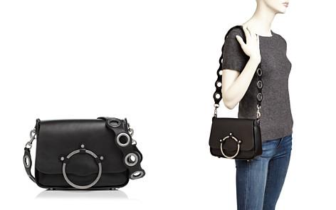 Rebecca Minkoff Ring Leather Shoulder Bag - Bloomingdale's_2