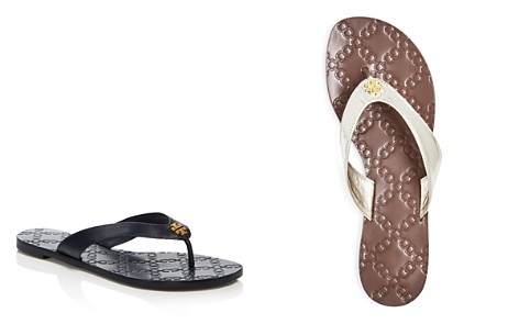 Tory Burch Women's Monroe Leather Thong Sandals - Bloomingdale's_2