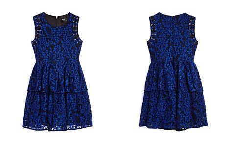 Bardot Junior Girls' Tiered Lace Dress - Big Kid - Bloomingdale's_2
