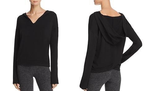 Beyond Yoga Look Under The Hoodie Sweatshirt - Bloomingdale's_2