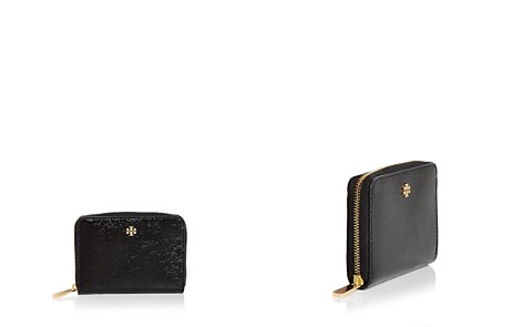 Tory Burch Robinson Patent Leather Zip Coin Case - Bloomingdale's_2