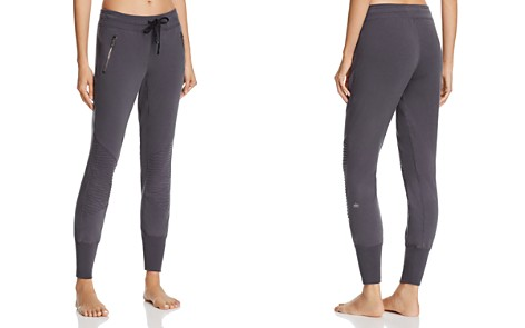 Alo Yoga Moto Sweatpants - Bloomingdale's_2