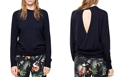 Zadig & Voltaire Emma Merino Wool Sweater - Bloomingdale's_2