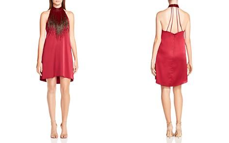 Haute Hippie Georgica Embellished Silk Dress - Bloomingdale's_2