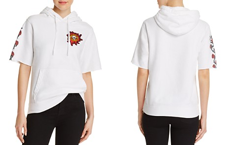 Bravado Guns N' Roses Short-Sleeve Hooded Sweatshirt - 100% Exclusive - Bloomingdale's_2