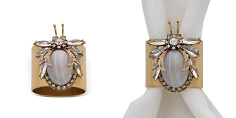 Joanna Buchanan Vintage Bug Napkin Rings, Set of 2 - Bloomingdale's Registry_2