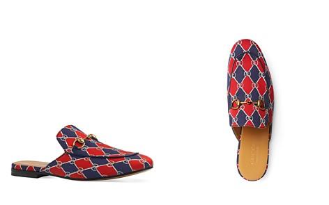 Gucci Men's Rhombus Slippers - Bloomingdale's_2