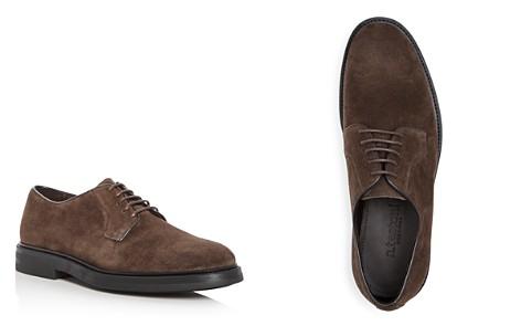 A.Testoni Men's Suede Derby Shoes - Bloomingdale's_2
